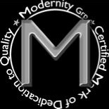 Modernity Grp. Certified Mark of Quality